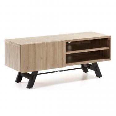 VITA Mesa Tv 120x50 madera acacia natural