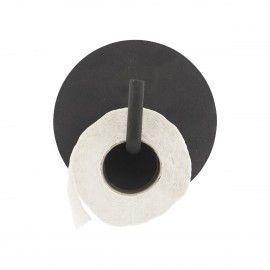 Soporte de papel higiénico de gráfito.