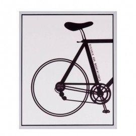 Ilustración bicicleta.