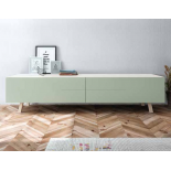 Mueble de Tv de estilo nórdico. Varios acabados.