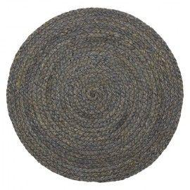 Set 2 manteles individuales de fibra vegetal