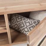 IRVIN Aparador 160x65 madera acacia - Imagen 5
