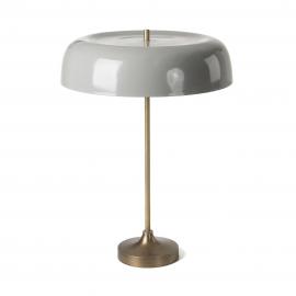 BERA Lámpara de sobremesa metal gris