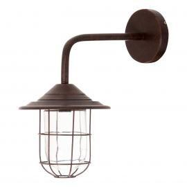 Lámpara de pared industrial