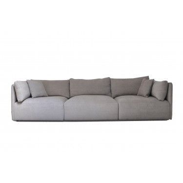 Sofá nórdico modular.