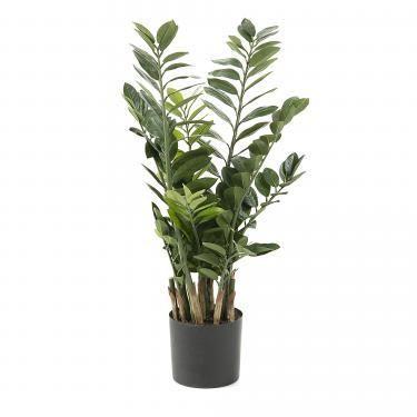 FLOWER Smarag artificial en maceta - Imagen 1