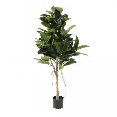FLOWER Ficus artificial en maceta - Imagen 1