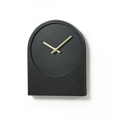 THORN Reloj pared dm negro - Imagen 1