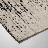 BEL Alfombra algodón 160x230 gris - Imagen 4