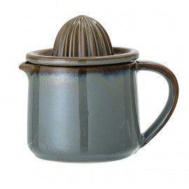 Exprimidor de cerámica.