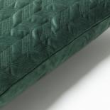 CALA Funda cojín 45x45 tela verde