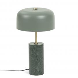 BISCANE Lámpara de sobremesa metal verde