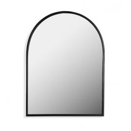 Espejo pared de hierro negro. 60x80