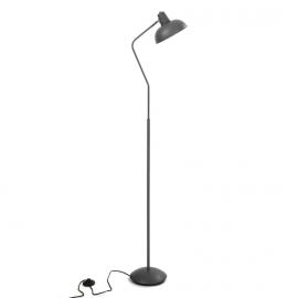Lámpara de pie gris antracita 150cm.