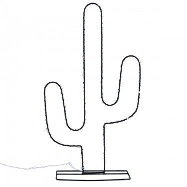 Cactus de luces.