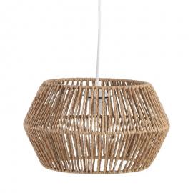 Lámpara de techo cuerda. ø35 x 20 cm