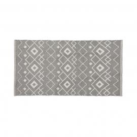ADDISON Alfombra Pvc 70x150 gris blanco