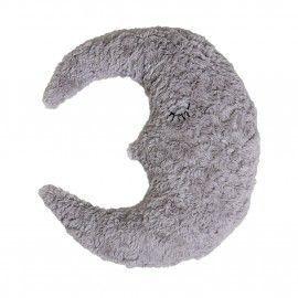 Cojín luna. 40x12x35 cm.