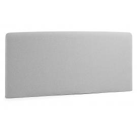 Cabecero LYDIA , colchón 150 tela gris