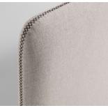 LYDIA Cabecero, colchón 150 tela beige