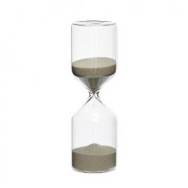Reloj de arena cristal. 30min