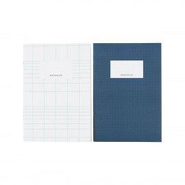Set 2 cuaderno A5.