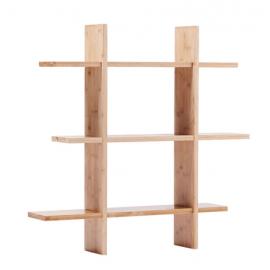 Estantería bambú.
