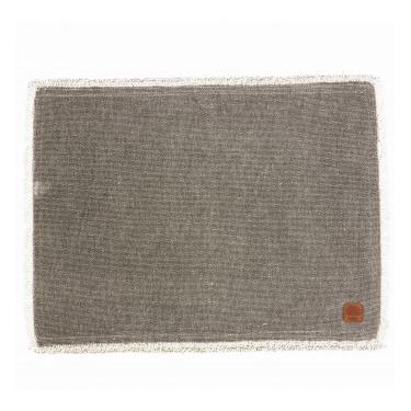 Individual gris lavado.