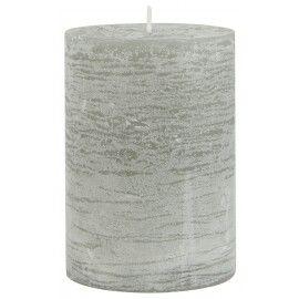 Vela gris con degradado