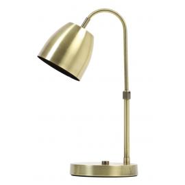 Lámpara de mesa 16x24x40 cm en oro
