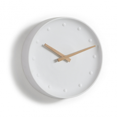 WANU Reloj pared porcelana