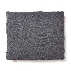 Cojín Blok 60 x 70 cm gris oscuro
