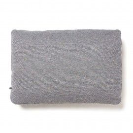 Cojín Blok 50 x 70 cm gris claro