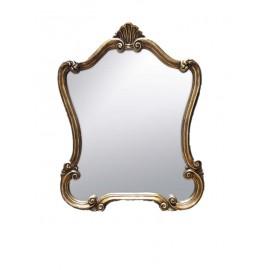 Espejo vintage dorado.88x66 cm.