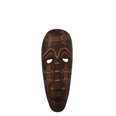 Máscara africana.