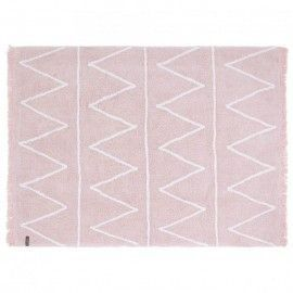 Alfombra Lavable Hippy Pink 120x160