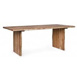 Mesa madera de acacia 200X95cm