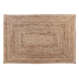 Alfombra yute. 230x160 cm