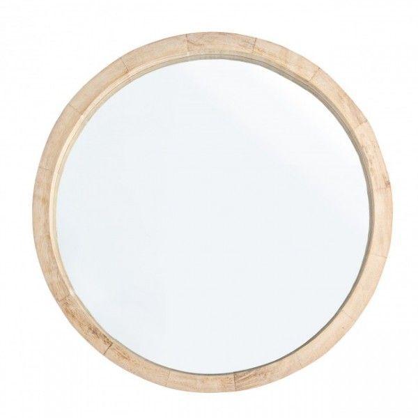 Marco de espejo free marco espejo with marco de espejo for Espejo redondo con marco