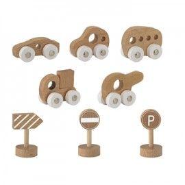 Coches de juguete pack de 8