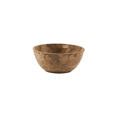 Bowl efecto madera.