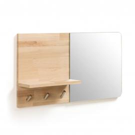 Espejo colgador Maiten 65 x 35 cm
