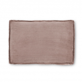 Cojín sofá Blok 50 x 70 cm pana rosa
