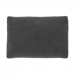 Cojín Blok 50 x 70 cm gris