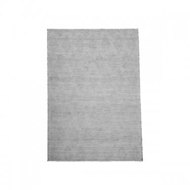 Alfombra yute gris. 200x300 cm.