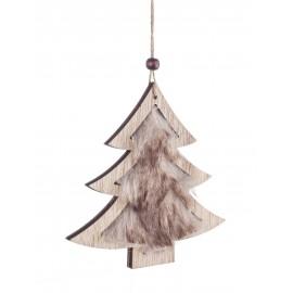 Adorno árbol Navidad.