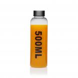 Botella de plástico 500ml