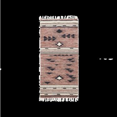 Alfombra boho. 240x70 cm