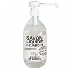 Jabón líquido - Fragancia de hojas de tomate