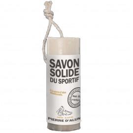 Jabón deportivo - Con piedra de alumbre